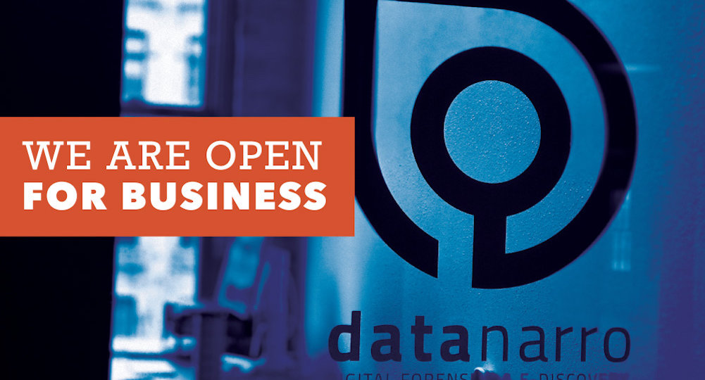 Data Narro is Open for Business